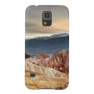 Golden Canyon at Sunset Galaxy S5 Cover