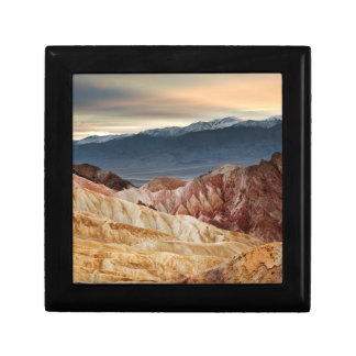 Golden Canyon at Sunset Gift Box