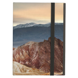 Golden Canyon at Sunset iPad Air Cases