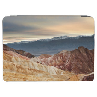 Golden Canyon at Sunset iPad Air Cover