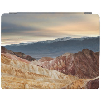 Golden Canyon at Sunset iPad Cover