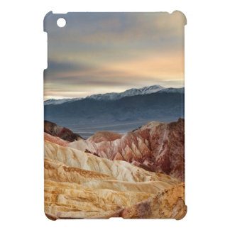 Golden Canyon at Sunset iPad Mini Covers