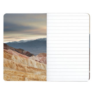 Golden Canyon at Sunset Journal