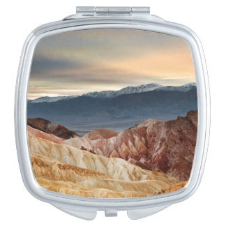 Golden Canyon at Sunset Vanity Mirrors