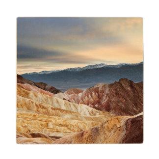 Golden Canyon at Sunset Wood Coaster