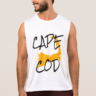 Golden Cape Cod Massachusetts Performance Shirt