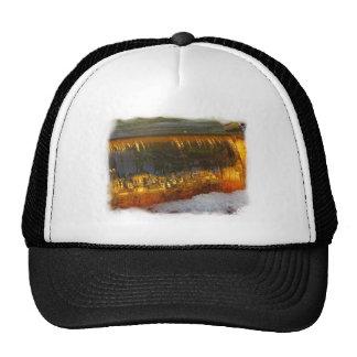 Golden Cascade ~ hat