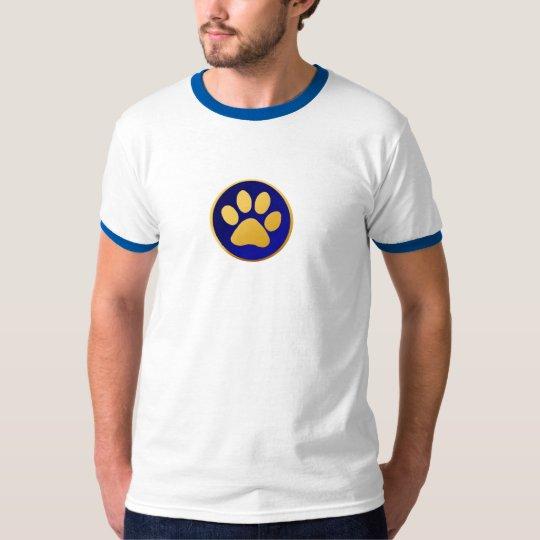 Golden Cat's Paw T-Shirt