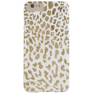 Golden Cheetah Barely There iPhone 6 Plus Case