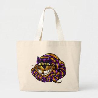 Golden Cheshire Cat Bag