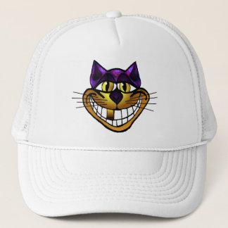 Golden Cheshire Cat Cap