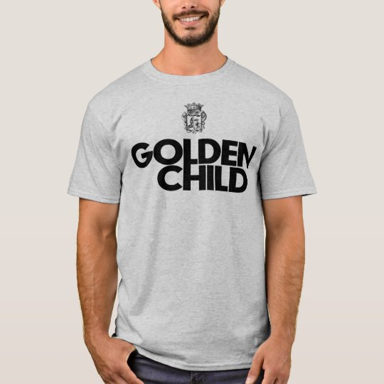 Golden Child (black lettering) T-Shirt