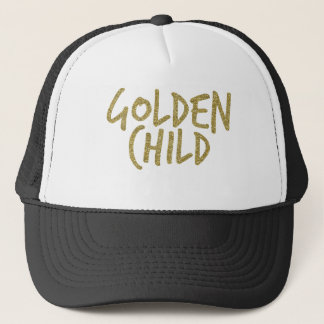 Golden Child Trucker Hat