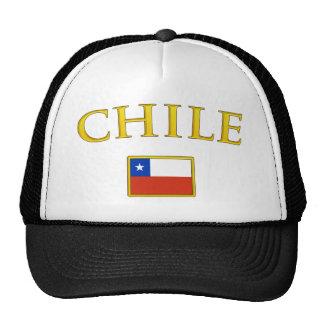 Golden Chile Cap