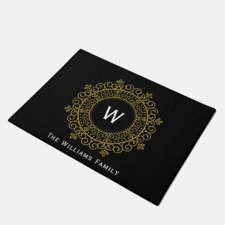 Golden Circle Doormat