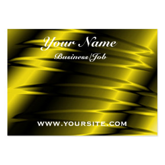 Golden Claws Pack Of Chubby Business Cards