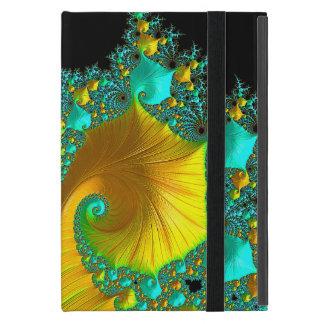 Golden Cone iPad Case Design