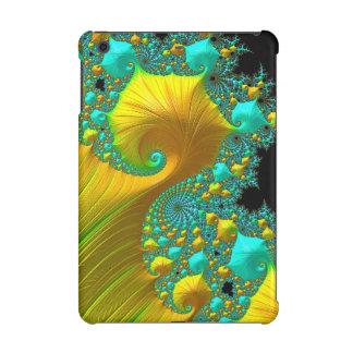 Golden Cone iPad Mini Case Design