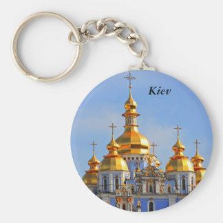 Golden copes of in cathedral in Kiev, Kiev Key Ring