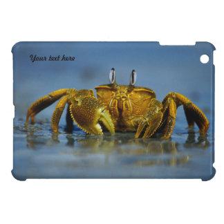 Golden Crab - Customize iPad Mini Covers