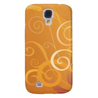 Golden Crops Galaxy S4 Case
