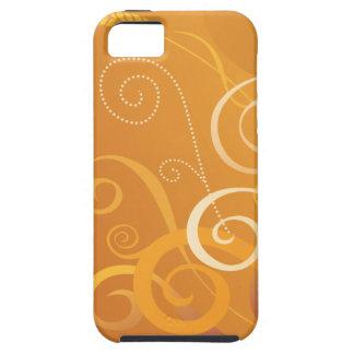 Golden Crops Tough iPhone 5 Case