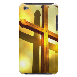 Golden Cross iTouch Case