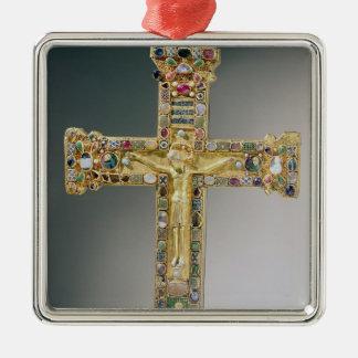 Golden cross of Essen Christmas Ornament