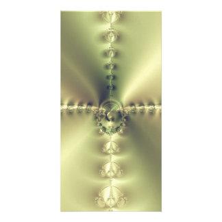 Golden Cross Photo Cards