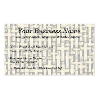 Golden Crosses Pack Of Standard Business Cards