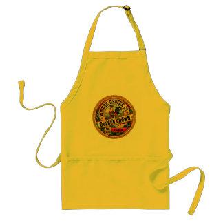 Golden Crown High Patent Flour Standard Apron