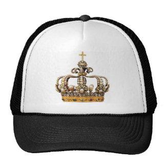 Golden Crown I Cap