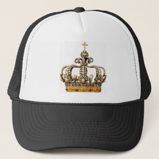 Golden Crown I Trucker Hat