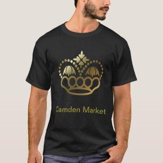 Golden crown Tee SHirt - Camden Market