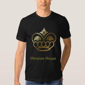 Golden crown Tee SHirt - Mansion House