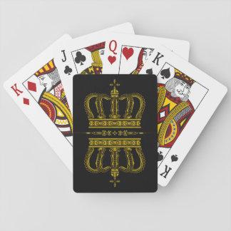 Golden Crown + your ideas Poker Deck