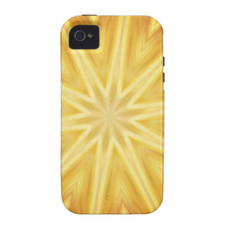 Golden crystals Case-Mate iPhone 4 covers