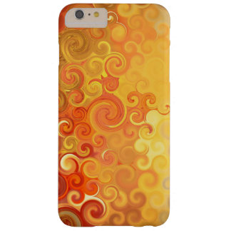 Golden curls barely there iPhone 6 plus case