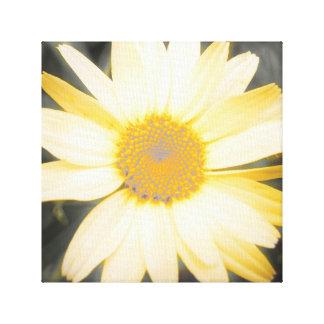 Golden Daisy Canvas Decoration Canvas Print