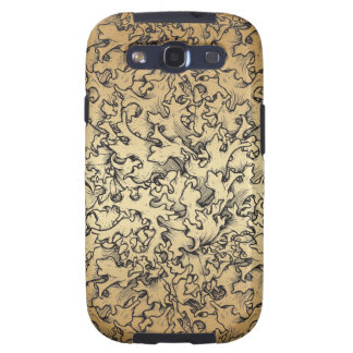 Golden Damask Galaxy SIII Cover