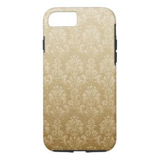 Golden Damask Pattern iPhone 8/7 Case