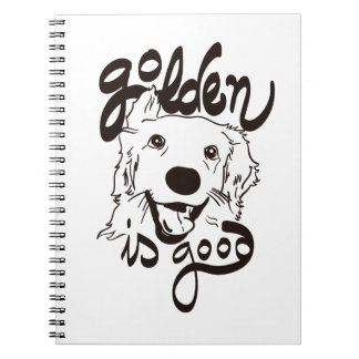 Golden Delicious is Good Notebook