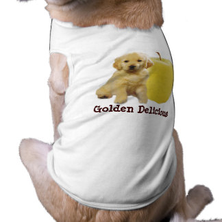 Golden Delicious Pet Clothing