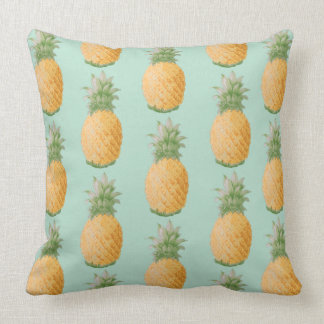 Golden Delicious Pineapple Cushion