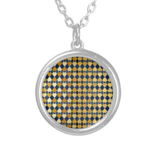 Golden diamonds jewelry