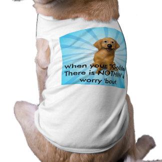 Golden Doggie T-shirt