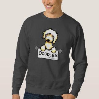 Golden Doodle Fan Sweatshirt