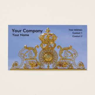 Golden Door Business Card