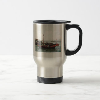 Golden Dragon Ferry Hong Kong Travel Coffee Mug