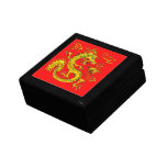 Golden Dragon Jewelry Boxes